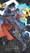 Calendario Fire Emblem Heroes - Hector
