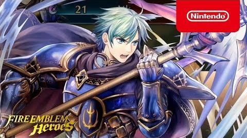 Fire Emblem Heroes - Legendary Hero (Ephraim Legendary Lord)