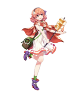 Genny Dressed with Care Fight