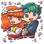 Alm lovebird duo pop04