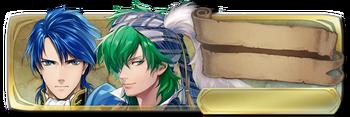 Banner Sigurd and Lewyn