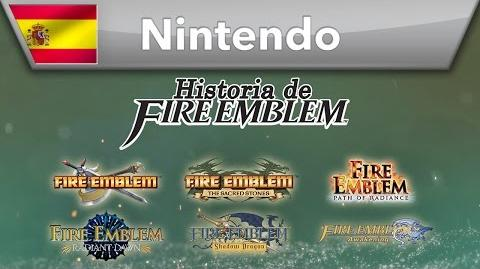Fire Emblem Fates - Tráiler de la historia para Europa