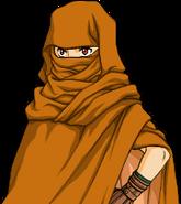 Tormod cloak