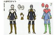 3H Pegasus Knight concept
