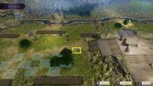 Gronder Field Spawn View