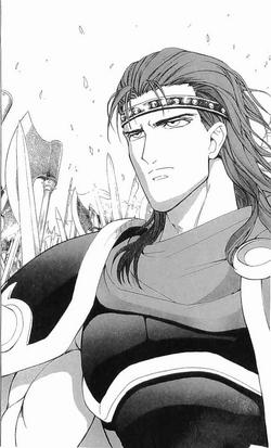 Kruzard Manga