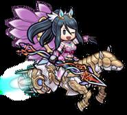 Tsubasa Heroes sprite