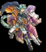 Ephraim & Lyon Dynastic Duo Fight