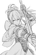 Oboro Sketch
