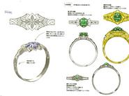 FE3H Concept Art Byleth's Ring