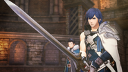 Warriors Chrom Screen 1