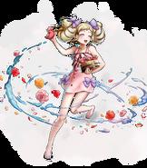 Elise habilidad Aguas Termales Heroes