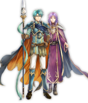 Ephraim dynastic duo