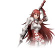 Artwork parcial Cordelia - Fire Emblem Warriors