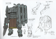 FE3H Concept Art Agarthan Technology (2)