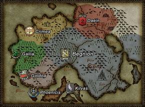 Tellius map