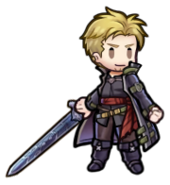 Heroes Lloyd (Regal Blade)
