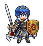 Heroes Marth Sprite (Legendary)
