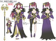 Loki Concept Art 1