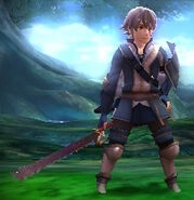 FE14 Mercenary (Inigo)