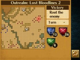 Lost Bloodlines 2 Map