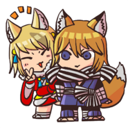 Kaden kitsune braggart pop01