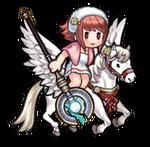 Heroes Sakura Sprite (Hot Spring Physic)