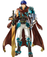 Ike (Vanguard Legend) Heroes