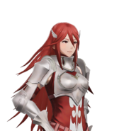 Cordelia Portrait Warriors