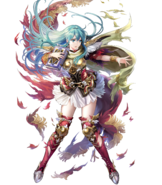 Eirika (Sacred Memories) Damaged