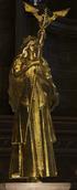 Cethlenn Statue