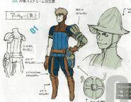 Archer male