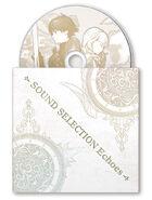 Disco y funda del Sound Selection Echoes