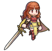 Heroes Celica Sprite (CYL)