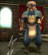 FE13 War Monk (Gerome)