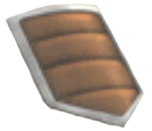 Leather Shield (TS Artwork)