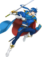 Seliph Fight