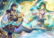 Chrom and Naga R+ by Geso Umiu