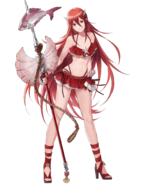 Cordelia (Summer's Arrival) Heroes