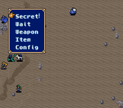 FE3 Chapter 11 Secret Shop