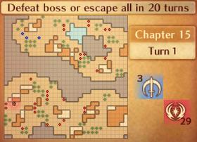 Conquest C15 Map