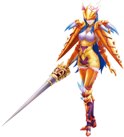 File:SMTxFE Caeda, Class Wyvern Rider.png