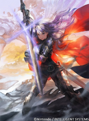 Cipher Lucina Artwork
