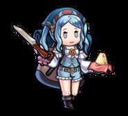 Heroes Flora Sprite (Picnic)