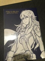 IS Staff Book Lucina