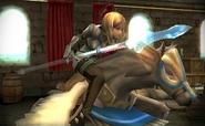 FE13 Pegasus Knight (Emmeryn)