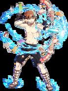 Gaius Swimsuit Skill