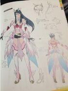 TMS Tsubasa (Mirage Master) main concept artwork