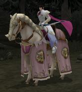 FE10 Silver Knight (Astrid)