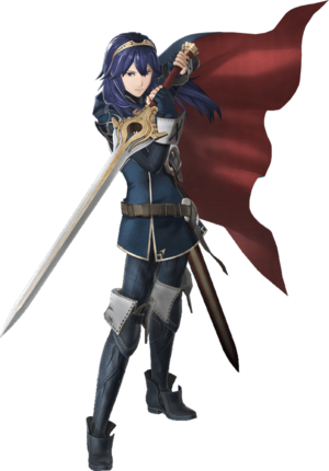 Lucina Warriors